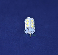 20PCS/Lot G4 LED corn spot flood light 5050 24SMD  White/Warm 5W