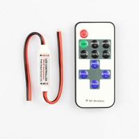 11keys DC5-24V  Led controller for Led Single Color Strip 5050 3528 free shipping