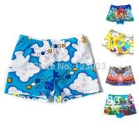 Swimwear male baby child swimming pants style full baby