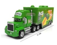 Wholesale Pixar CARS Chick Hicks htB Hauler Super Liner Truck Diecast