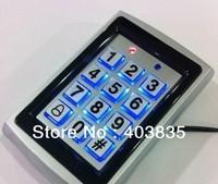 Metal door machine single-door access password door entrance guard controller machine door machine system