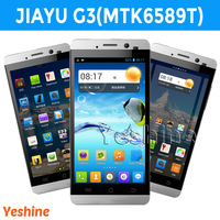 "Original Jiayu G3 MTK6589T quad core 1GB RAM+4GB ROM,Anroid 4.2.1 OS,8.0MP camera,4.5""Gorilla Glass!--$199.99--Black in stock!!"