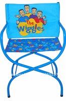 Children's cartoon out folding chair