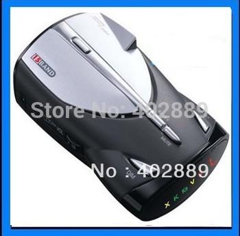 Wholesale  XRS 9345 Radar Detector Cobra Full Band K/Ka/Ka Super Wideband/Ku/Laser/X/VG-2 Auto Radar detector Free shipping
