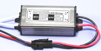 8-12 * 1W Waterproof LED driver power supply free shipping constant current good for eyes