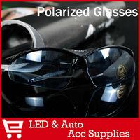1 set Polarized Cycling Glasses Sports Glasses Sunglasses Goggles golf fishing running driving sport men women