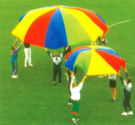 Kids Parachute Clipart Parachute Games Play Clipart
