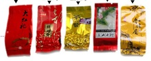 Do promotion 5 different flavors Chinese Fujian anxi tieguanyin oolong tea tie guan yin tea oolong health care black tea bags