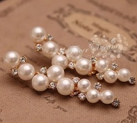 Free shipping/Promotion wholesale top-grade pearl earrings, high quality earrings,fashion jewelry,wholesale jewelry,women's gift