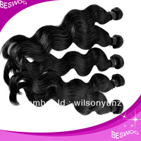 high grade unprocessed 100% human ombre hair extensions body wave  fast  DHL delivery