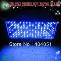 Newest Led Aquarium Light 240W,built with 80pcs 3W chips,led coral reef aquarium lights