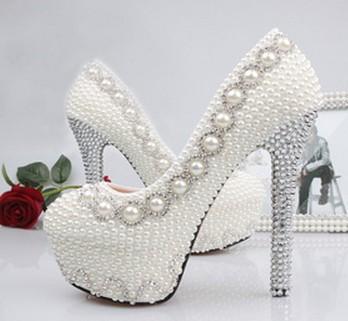 مجموعة من اجمل الحذية للعرائس استايل 2015