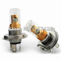 H4 20w High Power Cree LED Constant  fog lamps H4 12-24V led auto car Light/led automotive bulb, neon car lights