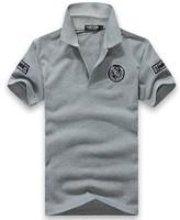 2014 new Fashion brand men t shirt 100% cotton summer t shirts 5colors S M L XL XXL free shipping