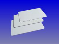 RFID UHF White Card UHF PVC Tag for Windshield/VIP Card- Samples