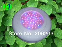 Free shipping 5pcs/lot 135w UFO  led grow lamp 630nm 460nm  FULL spectrum grow light  for indoor plant growing