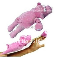 Flying Screaming Slingshot Pig Flying Screaming Plush Toy with Music Best Gift for Children Christmas Toy 100pcs/lot