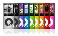 NEW 9 COLORS 8GB FM VIDEO 4TH GEN MP3 MP4 PLAYER FREE SHIPPING