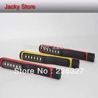 Free Shipping 2pcs/Lot  6+1 SMD Pen Work Light,  Led Inspection Lamp , Led Working Light, Pocket Penlight  120Lumen