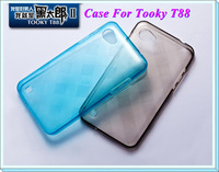 Original Silicon mobile phone case cover for Tooky T88 protective case