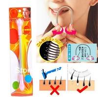 Lot de  6 epilator  hair remove stick easy face care manuel eco friendly