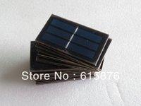 Wholesale low price 1.5V 250mA 0.38w  mini solar panel chager for 1.2V battery in solar light,gardern light, teach sample DIY