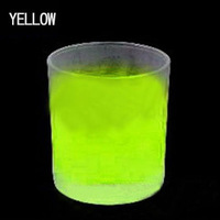 2013 Hot sale 500g yellow glow in dark pigment,luminescent pigment,photoluminescent pigment,luminous powderFREE SHIPPING