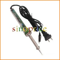 Adjustable Electric Gun Soldering Iron 220-240V Temperature range of 200 ~ 450 Degree 60W  Euro Adapter Free Shipping SI617