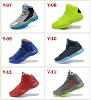 Free Shipping 20color Men's athletic shoes sport trainer for men Basketball Shoes