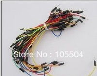 65pcs Jump Wire Male to Male Jumper Wire for Arduino Breadboard