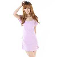 Free shipping!/2013 new Summer Casual comfortable cotton short sleeves T-shirt/ Leisure top/Hot Sale!