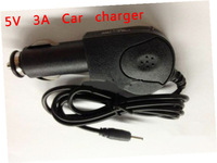 Car power supply adapter charger 5V 3A output for Aigo P8880 Dual Core Tablet PC MID Apad