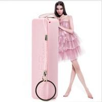 Free shipping 2600mAh Perfume Power Bank