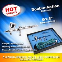 double-action airbrush  BD-180K makeup tool  tattoo gun