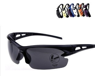 Outdoor Sport Travel Sunglasses 6 Colors 2014 New Fashion Best Mens Glass Drop Shipping