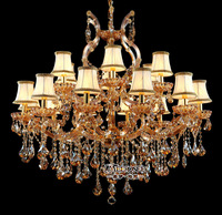 2014 Hot Sale Limited Chandeliers Lustre Crystal Beautiful Antique Style Crystal Italian Chandelier Free Shipping Md8475a-l18