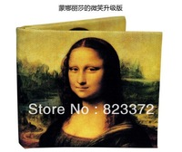 Free shipping!!! 2013 High Quality New Design stylish Personality patterns Men wallet women Purses Wholesale