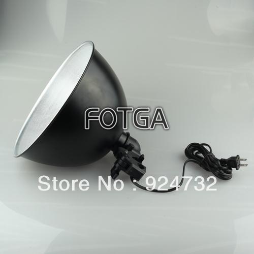Wholesale FOTGA Photo Studio Table Top Portable Light Head For Soft Box Cube Tent Lighting(China (Mainland))