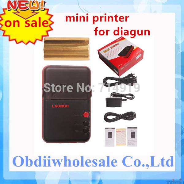 Free Shipping 2014 original launch X431 diagun printer mini printer x431 diagun printer(China (Mainland))