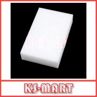 Free Shipping 100pcs/lot Wholesale Magic Sponge Eraser Melamine Cleaner multi-functional Cleaning 100x60x20mm EC1062
