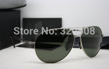 Sunglasses Polarized Men's Glasses For Aviator Police Driving Golf UV Protection