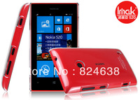 Genuine Brand IMAK Crystal series PC Ultra-thin Hard Skin Case Cover Back For Nokia Lumia 520