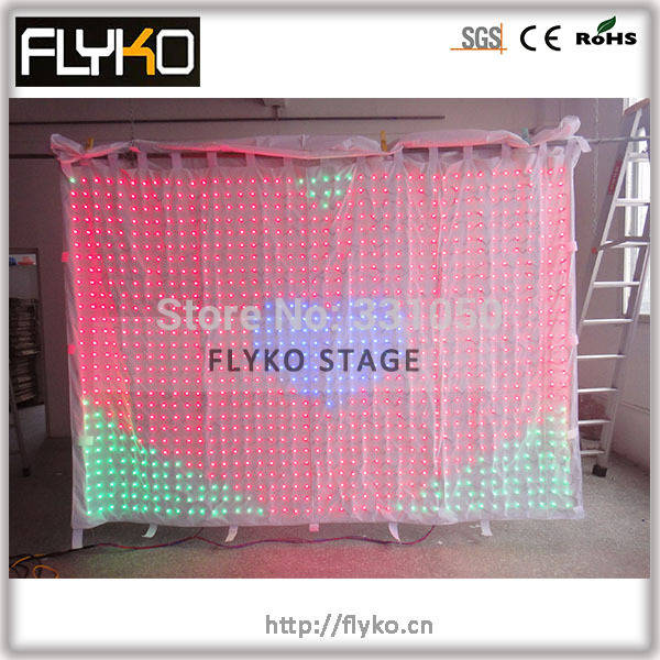 Led Screen Size 2x3m Size Customized Led