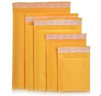 290*360+40mm big kraft paper mailer bags  /Kraft Bubble Envelope