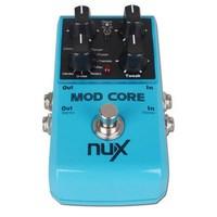 NUX MOD Core Guitar Effect Pedal True Bypass, Nux Guitar Effects