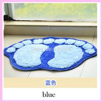 Lovely Big Feet Bedroom Living Room Carpet/Doormat/Bath Mat/ Door Floor Mat
