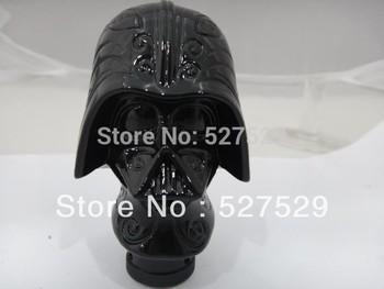 Black Car Gear Stick Shift Lever Knob Shifter Star Wars