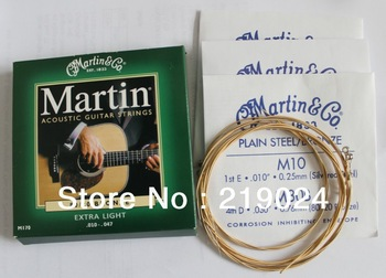 New arrivel EXTRA LIGHT ACOUSTIC GUITAR STRINGS free shipping