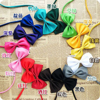 Free shipping! Hot Wholesale 10pcs/lot Dog Neck Tie Dog Bow Tie Cat Tie Supplies Pet Headdress