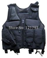 Free Shipping!! Tac-v1-n-b lightweight tactical vest summer light mesh breathable tactical vest multicolor
